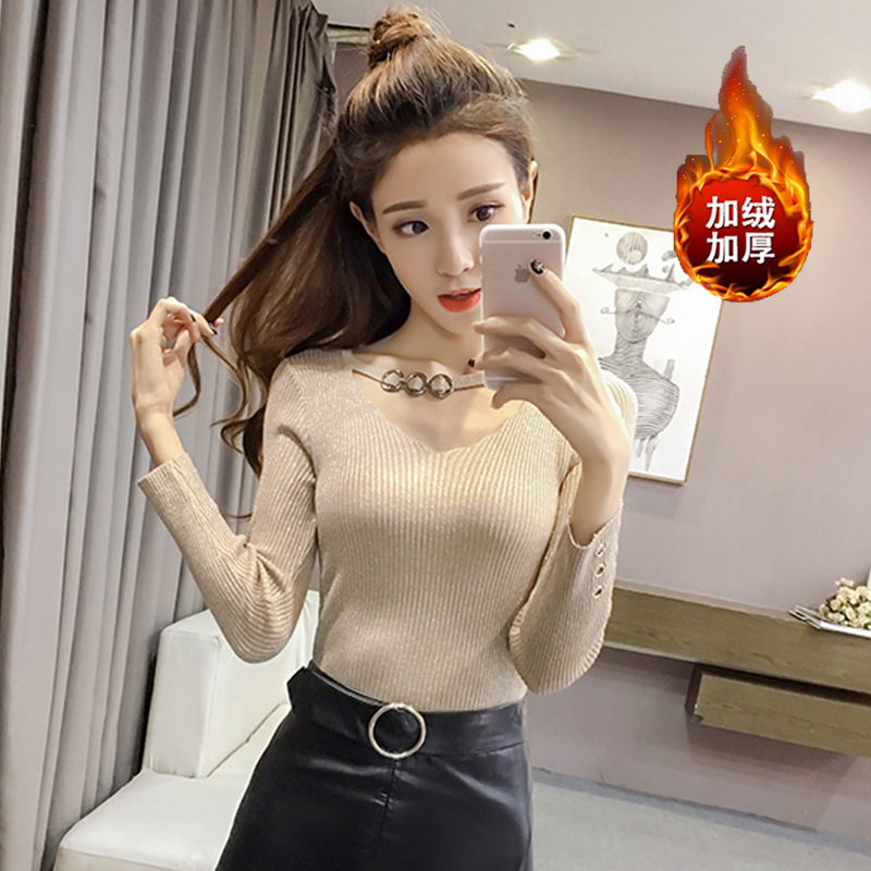 Pullover Sweater Autumn Winter Clothes Women 2020 Korean Vintage Warm Thick Tops Sweaters Pull Femme Ropa Mujer ZT4666