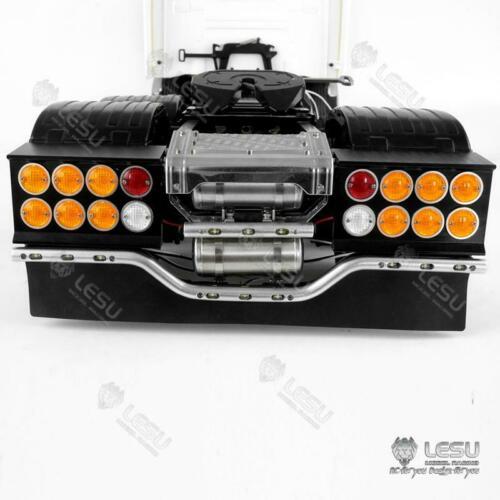 LESU feu arrière en métal pour 1/14 RC Tmy Sca R620 R470 tracteur camion TH15171 - 3