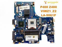 Oryginał dla Lenovo Z400 laptop płyta główna P400 Z400 VIWZ1_Z2 LA 9061P testowany dobry darmowy wysyłka|Płyty główne do laptopów|Komputer i biuro -