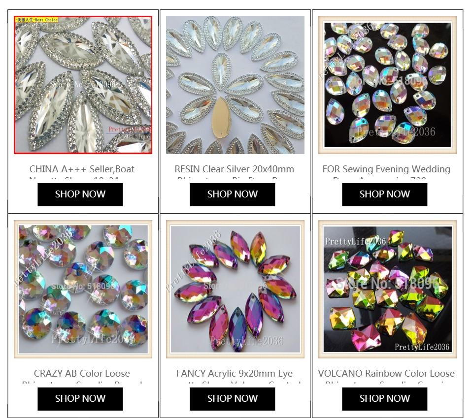 1000 ciondoli a forma di diamante sciolto per trapano accessori per abiti da sposa e gioielli fai da te rosa China