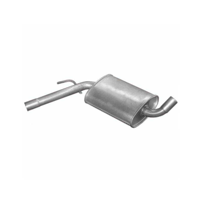 BOSAL 233-481 Exhaust Muffler for VW Passat (3A2/3A5, 35I) 1.6/1.8/1.9D (medium) resonator, 720mm. 50216 цена