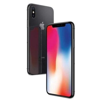 Перейти на Алиэкспресс и купить APPLE iPhone X 64 г 256 разблокированный оригинальный восстанов ROM 5,8 дюймпикселей, 3 Гб оперативной памяти, iOS A11 мобильный телефон iPhone Realme чехол для телеф...