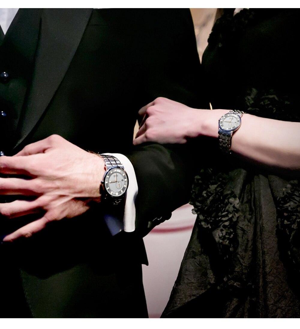 Relógios para Casais