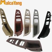 Door-Handles Pull-Trim-Cover Left-Hand-Drive Car-Interior for 1pcs 7225 5141 873 Bmw F10