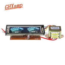 Ponteiro pra medidor de nível multimídia, indicador fluorescente para amplificador multimídia, transformador diy ac220v mono