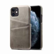Comfortable Luxury Leather Phone Case For iPhone 11 Pro Max Card Holder Cover Wallet Case For iPhone 6 6s 8 7 Plus X XR XS MAX luxury card holder case for iphone 6 6s 7 8 plus case retro wallet leather cover for iphone 11 pro max xs max xr x phone case