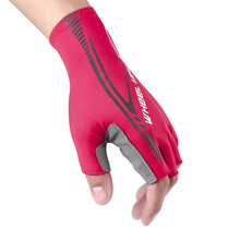 цена на Cycling Gloves Half Finger Road Mountain Bike Bicycle Cycling Gloves Half Finger Short Finger Gloves Equipment Universal Lycra