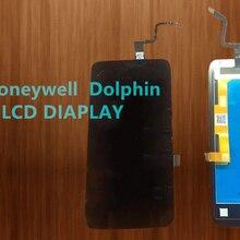 Bezdotykowy wyświetlacz LCD z cyfrowym digitizerem (druga wersja, kolor czarny) dla Honeywell Dolphin CT50 wysoka jakość