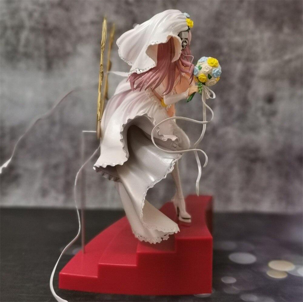 SUPERSONICO Figure jouets 10th anniversaire de la nouvelle édition de luxe SUPERSONICO avec robe de mariée Pvc modèle jouets décoration - 3