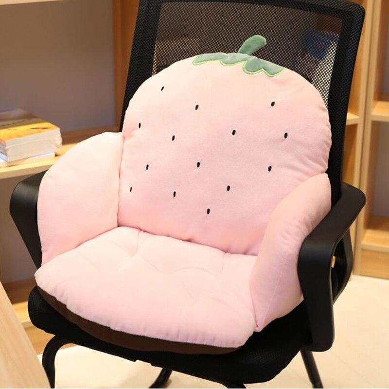 Full Package Sofa Chair Antiskid Cushion Plush One-piece Thickened Cartoon Cushion Children's Heightening Cushion