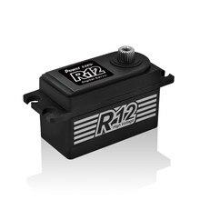 POWER HD R12 krótki korpus serwomechanizm cyfrowy dla 1/10 F1 RC Drift model samochodu wyścigowego