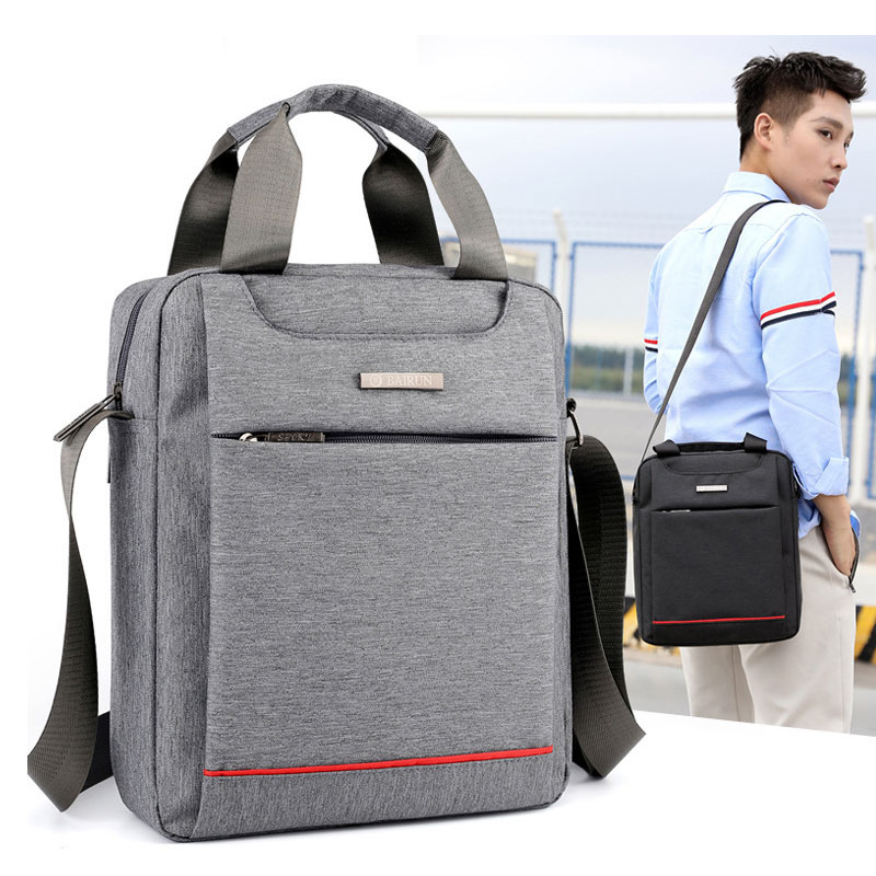 High Quality Men Handbags Nylon Travel Waterproof Shoulder Bags Multi-function Large Business Crossbody Casual Bag New XA124ZC