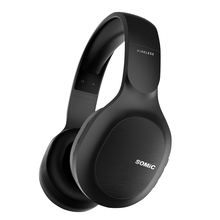 Headphone CVC Wireless Gaming Wired Noise-Reduction Stereo Music-Sports Bluetooth 5.0