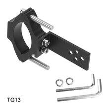 TG11/TG13 Scheinwerfer Halter Universal Halterung Einstellbare Clamp Motorrad Scheinwerfer Halterung Motorrad Zubehör