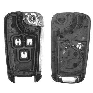 Image 5 - Dandkey 20x Flip Folding Remote Key Shell Für Chevrolet Cruze Lova Sail Aveo Schlüssel Mit HU100 Klinge 2/3/4/5 Tasten