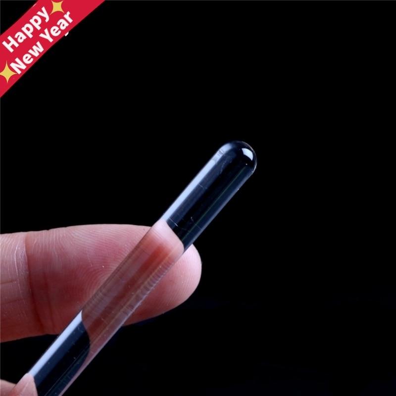 2Pcs Lab Glass Stirring Rods 100/150/200/300mm Length Borosilicate High Resistant Stirrer For Chemistry Lab 6mm Diameter