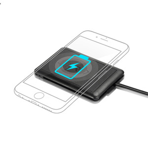 Image 3 - Multi Function Urban Survival Card Data Cable Storage Bag Card Tool Card Portable Finishing Package iPhone Wireless Charger