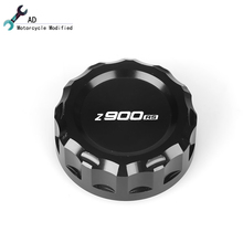 For Kawasaki Z900RS 2017 2018 2019 Brake Fluid Reservoir Cap Cover Accessories Moto Z900 RS Z 900RS