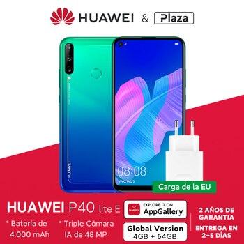 Перейти на Алиэкспресс и купить Глобальная версия Huawei P40 Lite E смартфон 4G 64G 6,39 ''48 МП Тройная камера разблокировка отпечатков пальцев EMUI 9,1 мобильные телефоны 4000 мАч