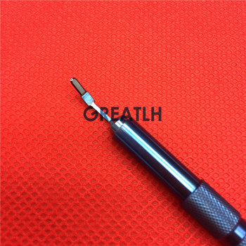 Ophthalmic Blades Crescent Blade Black Diamond Ophthalmic Knife eye lid tool Ophthalmic surgical instrument