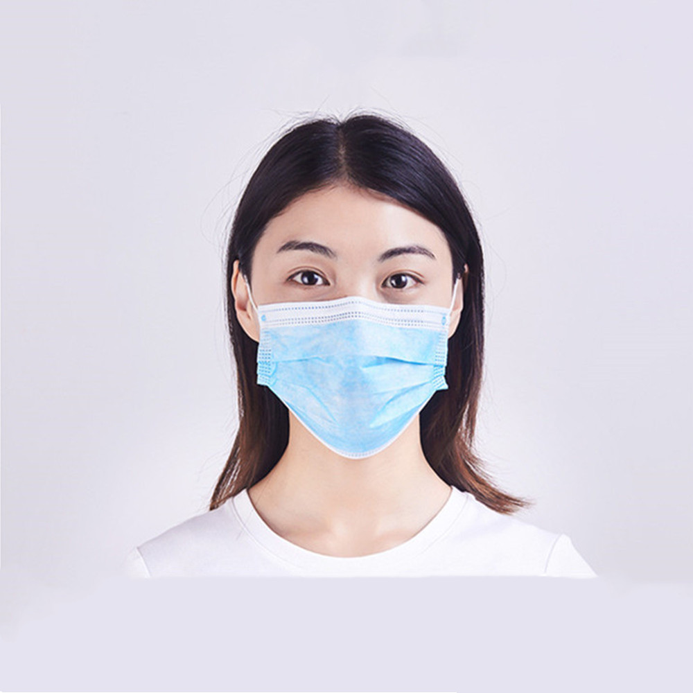 Image 3 - 40 Pcs Profession Medical Anti Virus Surgical Face Mask 3 Ply 