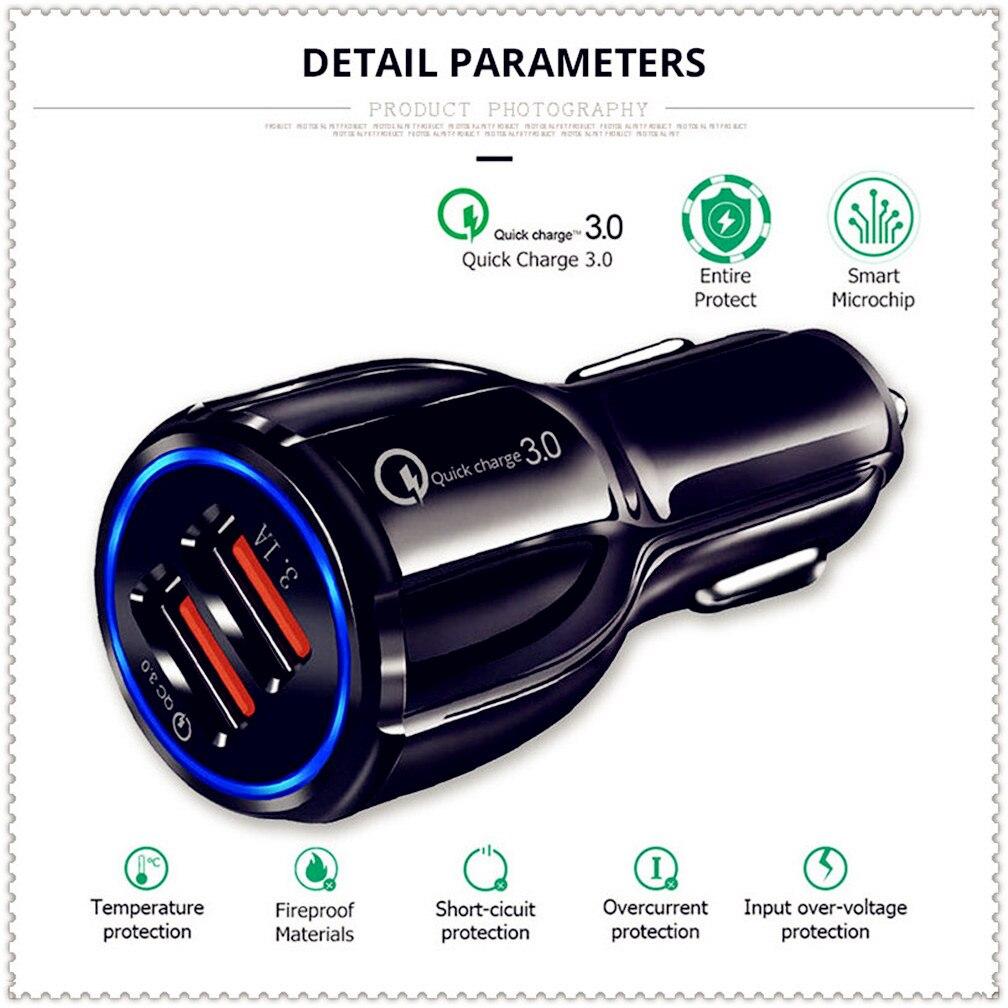 Schnell 3,0 Auto Ladegerät Buchse Adapter Dual USB Port für Suzuki Aerio Ciaz Equator Esteem Forenza Forsa Grand
