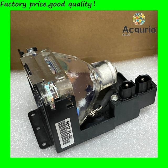 Projector lamp LV LP10 / 6986A001AA for LV 5100/LV 5110/LV 7100/LV 7105/LV 7100E with housing