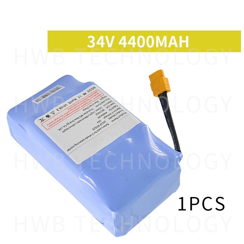 1 pc batterie rechargeable li-ion 36 V 4400 mah 4,4ah pile lithium-ion pour auto-équilibrage électrique scooter véhicule monocycle uni