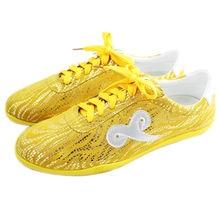 Профессиональная красочная блестящая обувь ushine для боевых