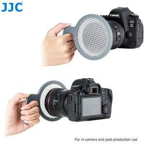 Image 2 - JJC 95mm filtro bilanciamento del bianco portatile scheda grigia per Canon Nikon Sony Fuji Olympus Panasonic DSLR SLR obiettivo fotocamera Mirrorless