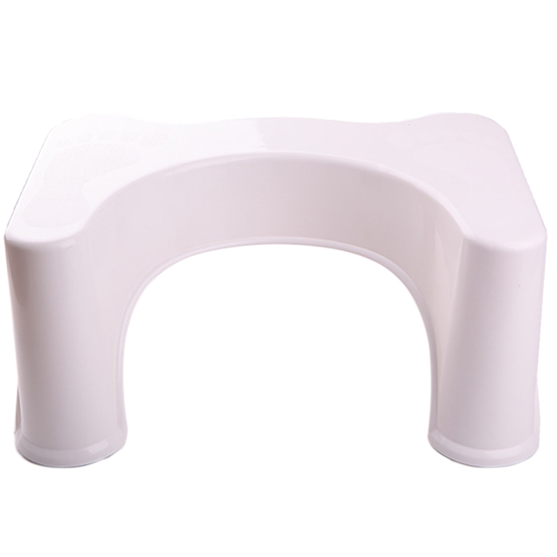 Home Folding Squatting Stool Bathroom Squat Toilet Stool Compact Squatty-Potty Stool Portable Step Seat For Home Bathroom To