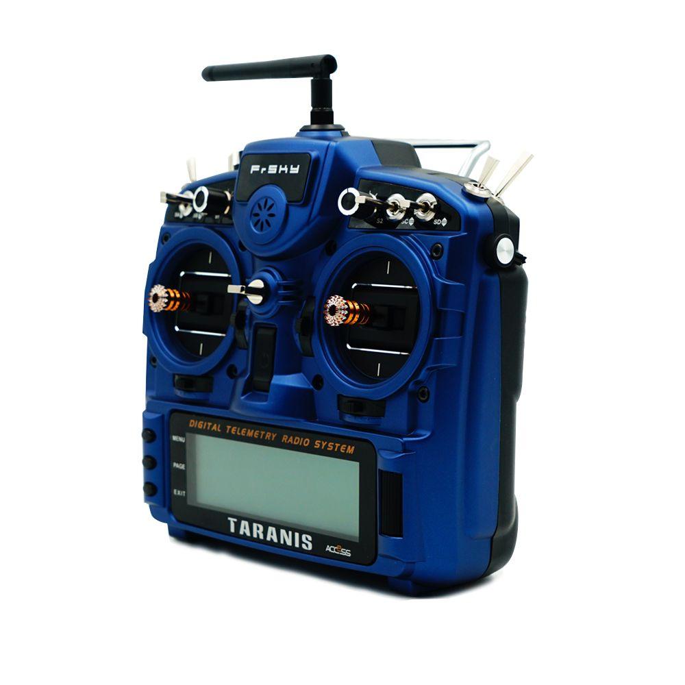 FrSky Taranis X9D Plus 2019 24CH accès D16 Mode2 transmetteur M9 Hall capteur cardan PARA formation sans fil - 4