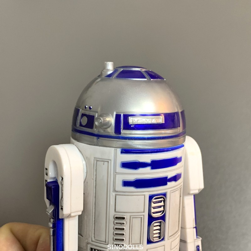 Star Wars Force Awakens R2D2 & BB8 Droid 10