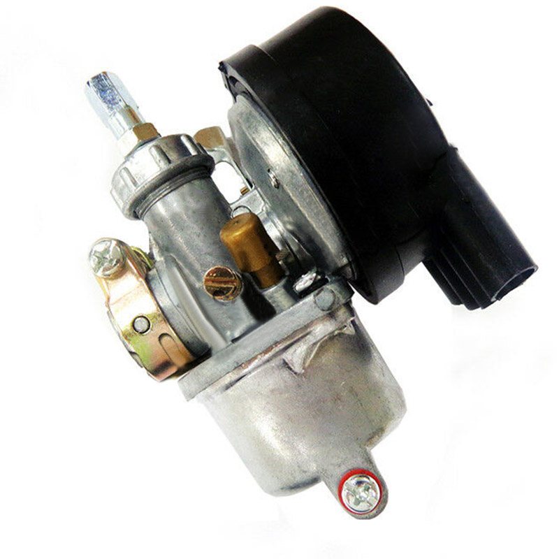 For 50cc 60cc 66cc <font><b>80cc</b></font> <font><b>Carburetor</b></font> Motorized Bike Bicycle Spare Rebuild Fit For 49cc 50cc 60cc <font><b>80cc</b></font> Engine Motorized Bicycles image