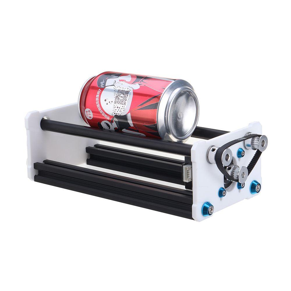 EleksMaker EleksRotate Rotate Engraving Module A3 Laser Engraver Y-Axis DIY Update Kit for Column Cylinder Engraving