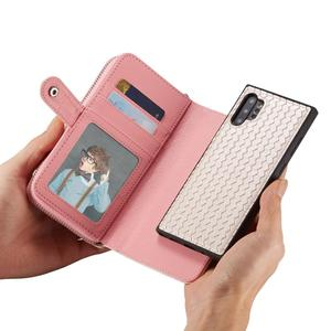 Image 5 - Zipper Wallet Case for Samsung Galaxy Note 10 Plus S10 S9 S8 Plus S10E Note 9 8 Leather Protective Magnetic Detachable Flip Case