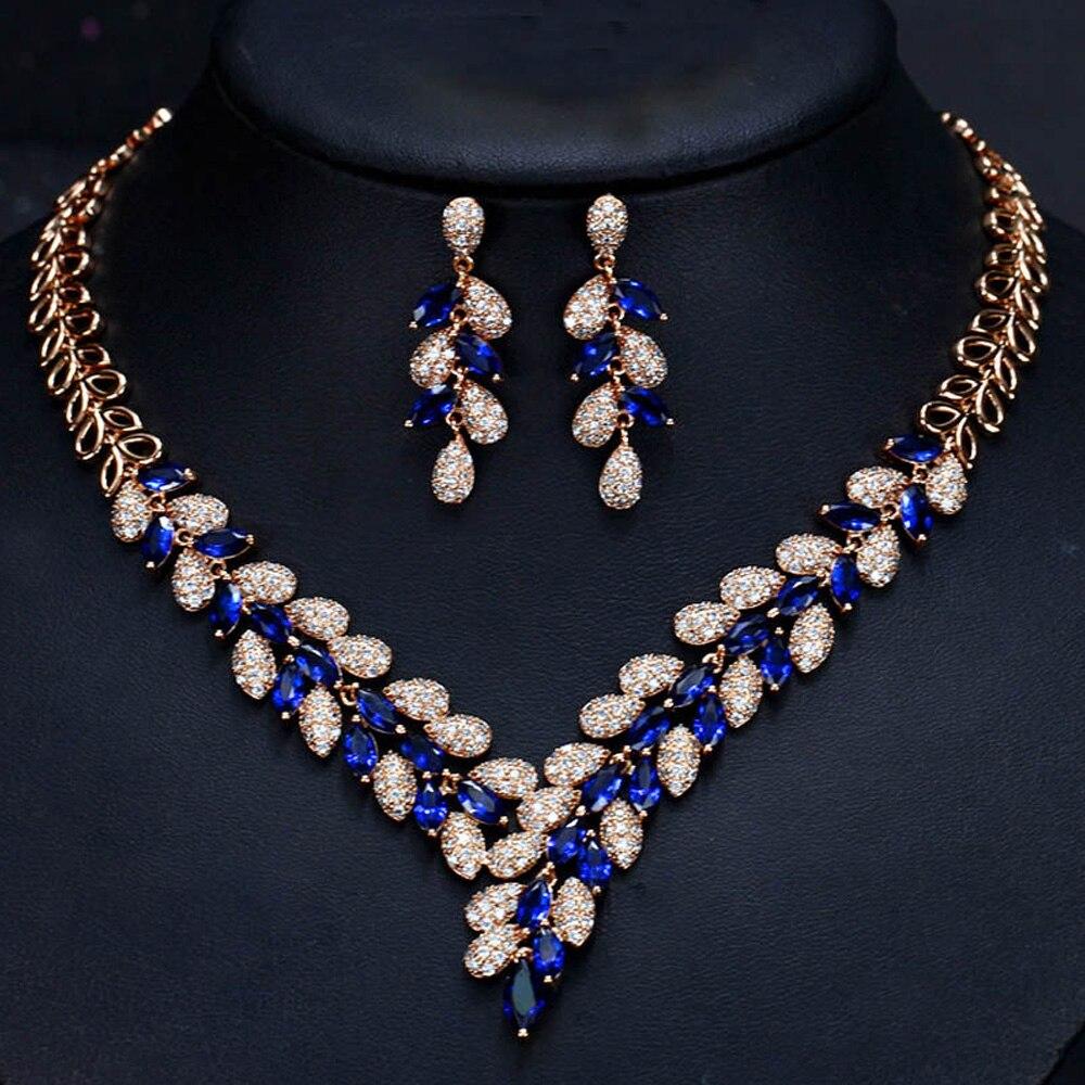 Trendy Argent Opale Leaf Women Jewelry Ear Stud Dangle anniversaire Pendants d/'oreilles
