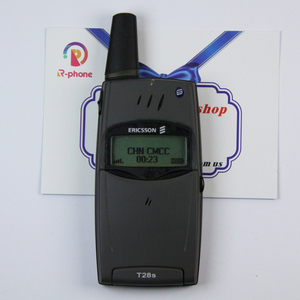 Image 2 - هاتف محمول إريكسون T28 T28s أصلي مجدد 2G GSM 900/1800 مفتوح أسود ولا يمكن استخدامه في الولايات المتحدة الأمريكية