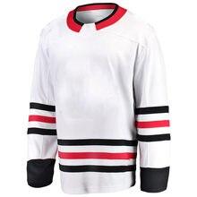 Herren Amerika Eis Hockey Jersey Chicago Sport Fans Stich Trikots TOEWS DACH GRISWOLD SAAD Angepasst