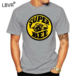 Super Bee, Mens American Muscle Car T Shirt