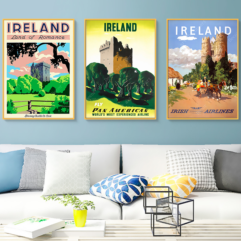 Best Price F783 Europe Irlande Liège Munster Pop Art