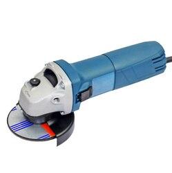 Elektryczna szlifierka kątowa gospodarstwa domowego maszyna do cięcia maszyna do polerowania wielofunkcyjny maszynki do mielenia