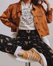 Glans Als De Zon T-shirt 100% Katoen Grunge Citaat Vrouwen Grappige Grafische Fashion Vintage Esthetische Hipster Unisex Tee Top T-shirts
