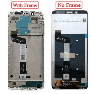 Image 2 - Оригинальный ЖК дисплей для Xiaomi Redmi Note 5 ЖК экран с рамкой Замена экрана для Redmi Note 5 ЖК экран