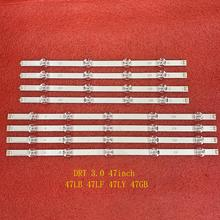 Светодиодная лента для подсветки для LG 47LF5610 47LB580V 47LB5610 47LB580V 47LB5600 47LB5850 47LY540S 47LB6000 47LB5900 47LB5900