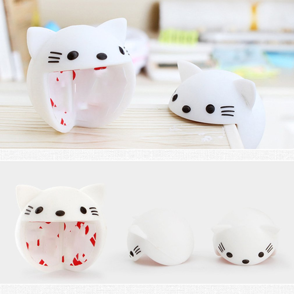 Child Baby Safety Desk Protector Cute Cartoon Animal Pattern Table Corner Edge Protection Cover Edge&Corner Guards