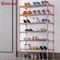 Стеллаж для хранения обуви Подставка для шкафа органайзер для обуви полка для обуви домашняя мебель meuble chaussure zapatero mueble schoenenrek meble