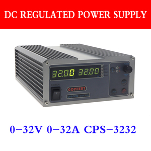 Image 1 - Cps 3232 Schakelende Voeding Verstelbare Digital Dc Gestabiliseerde Stroom Supply 32V 32A Gophert 3232 Laboratorium Multimeter Test