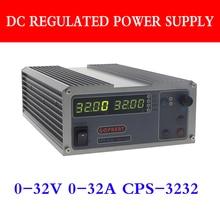 Импульсный источник питания cps 3232, регулируемый цифровой источник постоянного тока со стабилизацией, 32 В, 32 А, лабораторный мультиметр gophert 3232, тест