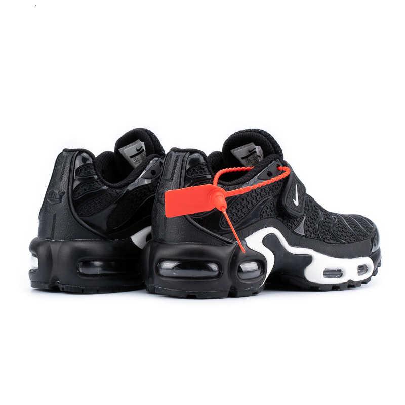 Nike Air Max Tn детская обувь Новое поступление Детские кроссовки удобные спортивные кроссовки